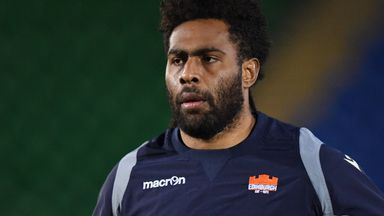Viliame Mata is included after a barnstorming performance in Italy