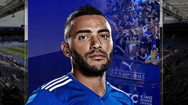 Danny Simpson was part of the Leicester team that won the Premier League title and is now looking for his next challenge