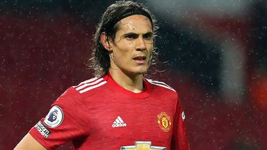 Edinson Cavani has missed two matches already in January and will sit out of Manchester United's FA Cup tie with Watford due to the charge