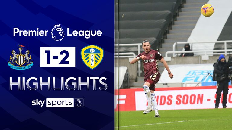 FREE TO WATCH: Highlights from Leeds' win against Newcastle in the Premier League.