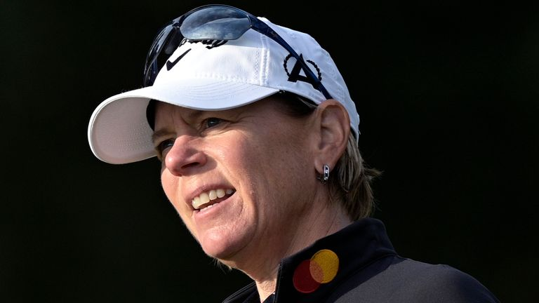 Sorenstam was speaking ahead of the LPGA Tour's Tournament of Champions