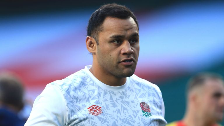 Billy Vunipola knows strong showings for England will put him in contention for a Lions place