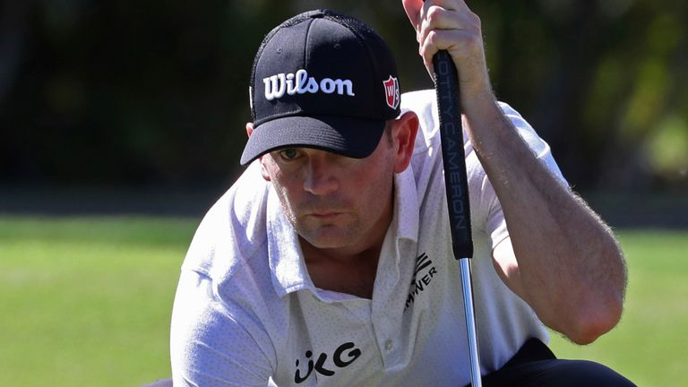 Steele is looking for a first PGA Tour title since the 2017 Safeway Open