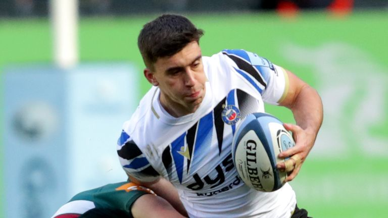 Cameron Redpath is back for Bath