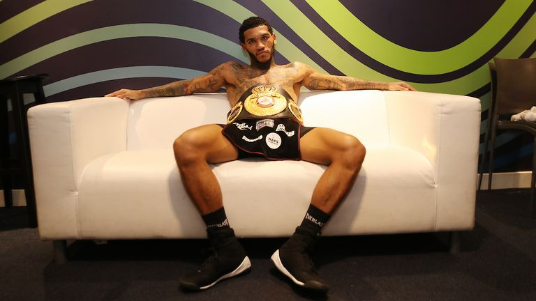 Conor Benn is undefeated in 17 fights