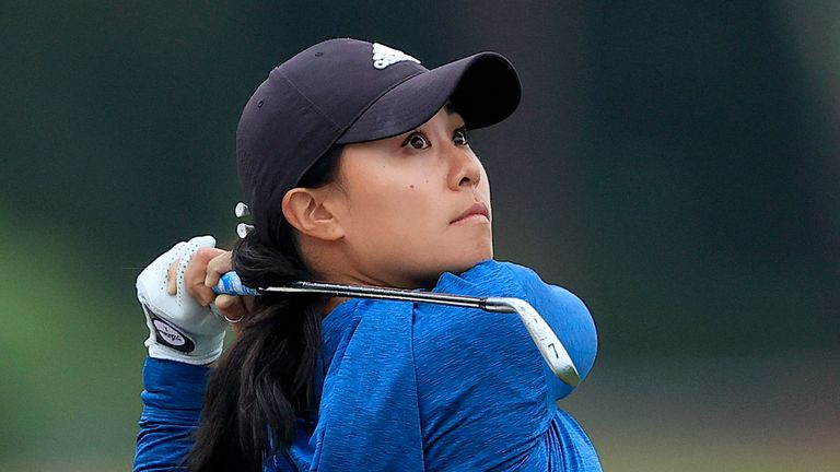 Danielle Kang will take a two-shot lead into the final round