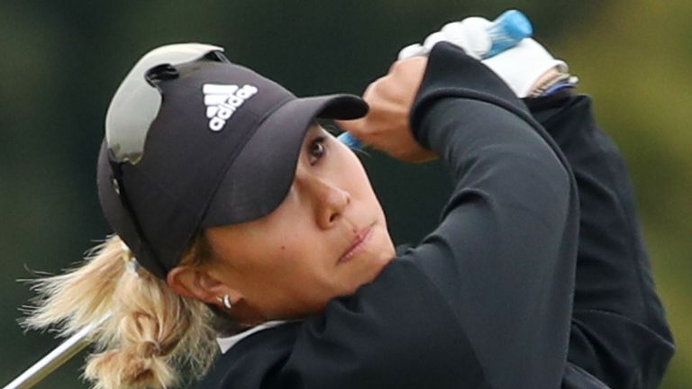 Danielle Kang holds the early lead in Florida