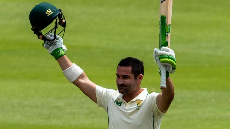 Dean Elgar is now South Africa Test captain