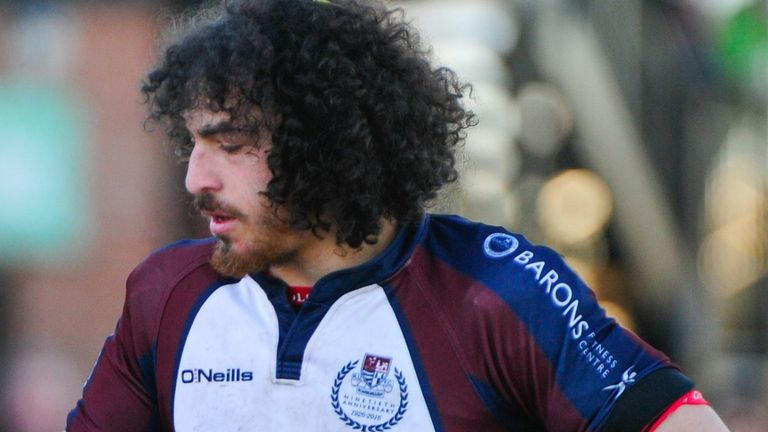 Having been playing rugby abroad for many months, Devin was beginning to struggle with his mental health