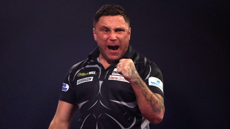 World champ Gerwyn Price will be hoping to win his first Premier League title