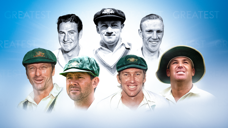 Don Bradman's 1948 Australia are taking on Steve Waugh's 2002 Australia in the Greatest Test Team final