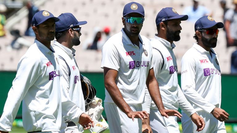 India have reportedly threatened to boycott the Brisbane Test which starts on January 15