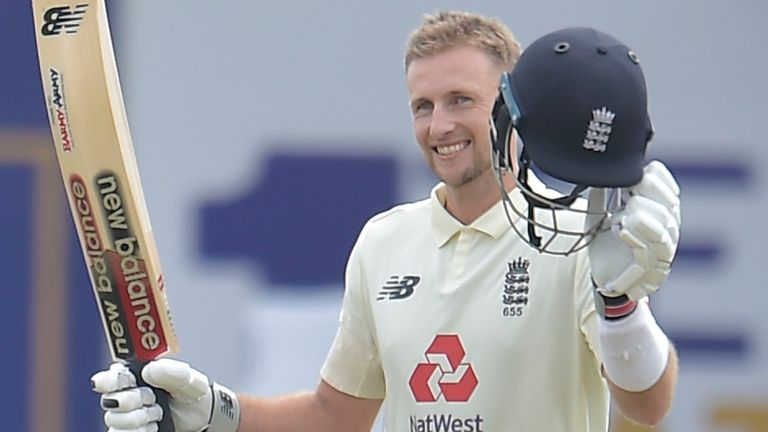 Root marked his return to form in Galle with his 18th Test hundred - his first since November 2019