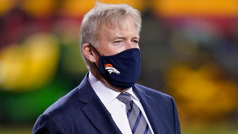 John Elway has stepped aside as GM of the Broncos but will stay on as as the team's president of football operations