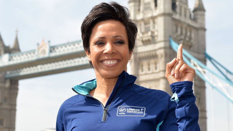 Kelly Holmes joins Judy Murray onSky Sports' docuseries Driving Force