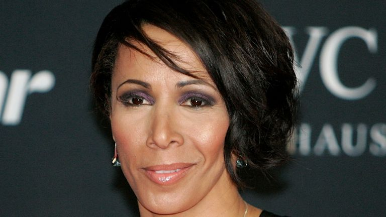 Dame Kelly Holmes speaks about depression, self-harm and major gynaecological issues