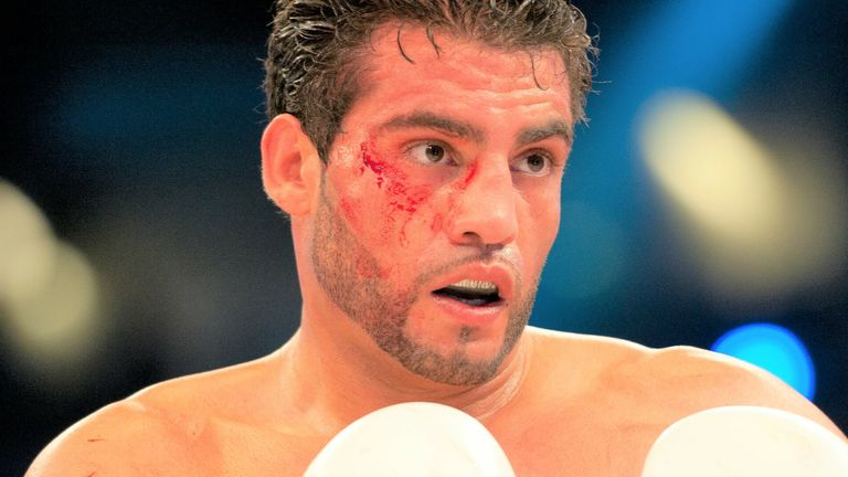 Mahmoud Charr has been ordered to defend his WBA title this month