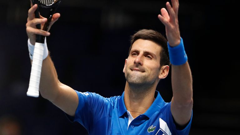 Novak Djokovic has reportedly made several requests for players who are in lockdown in Melbourne
