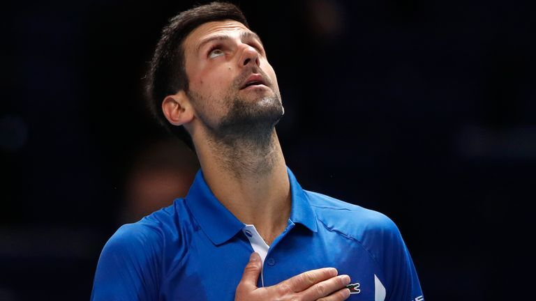 Novak Djokovic said he felt obliged to speak up about quarantine conditions for players ahead of the Australian Open