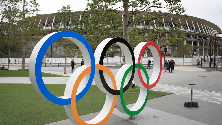 Japan is still hoping to stage the Olympic Games in July