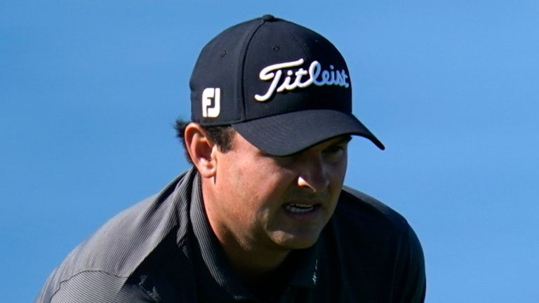 Patrick Reed carded a back-nine 39 to lose his outright advantage