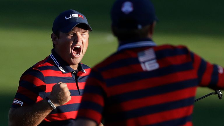Team USA won the Ryder Cup on home soil at Hazeltine in 2016