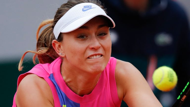 Spain's Paula Badosa has said she feels 'abandoned' by Australian Open organisers