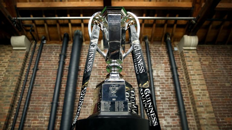 The Six Nations begins on February 6 when France face Italy in Rome