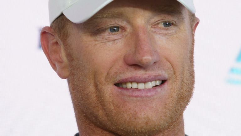 Jimmy Spithill cannot wait for race day against INEOS TEAM UK (Image Credit -  COR 36 | Studio Borlenghi)