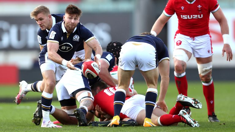 Scotland finished fourth in last year's Six Nations, despite beating Italy, France and Wales