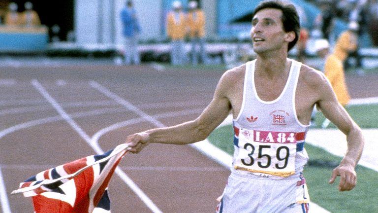 Seb Coe was Holmes' Olympic inspiration