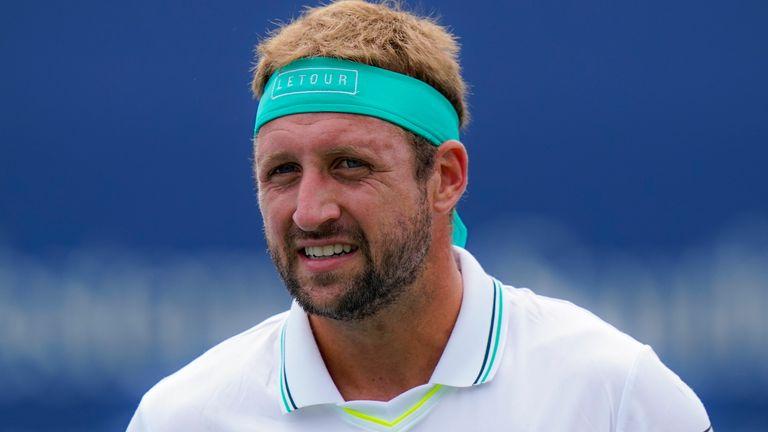 Tennys Sandgren reached the quarterfinals of the Australian Open last year