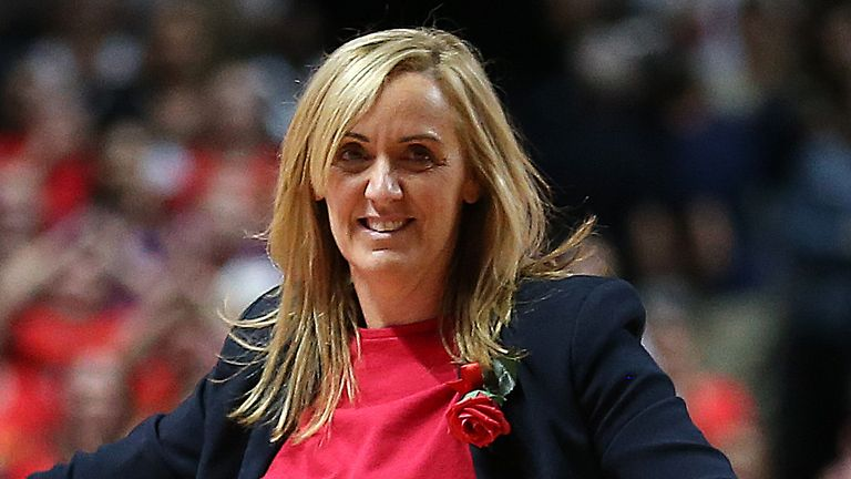 Tracey Neville is excited to be back with Manchester Thunder and also remains ambitious to coach internationally again