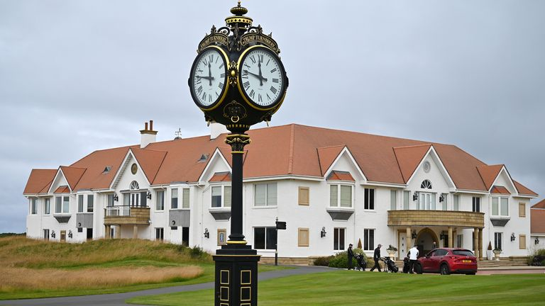 The R&A have no plans to return the Open to Turnberry 'for the foreseeable future'