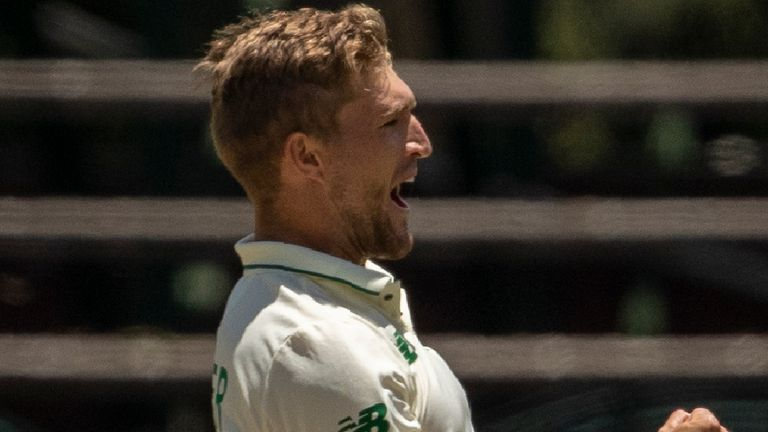 South Africa all-rounder Wiaan Mulder is a dangerous proposition with the newer ball