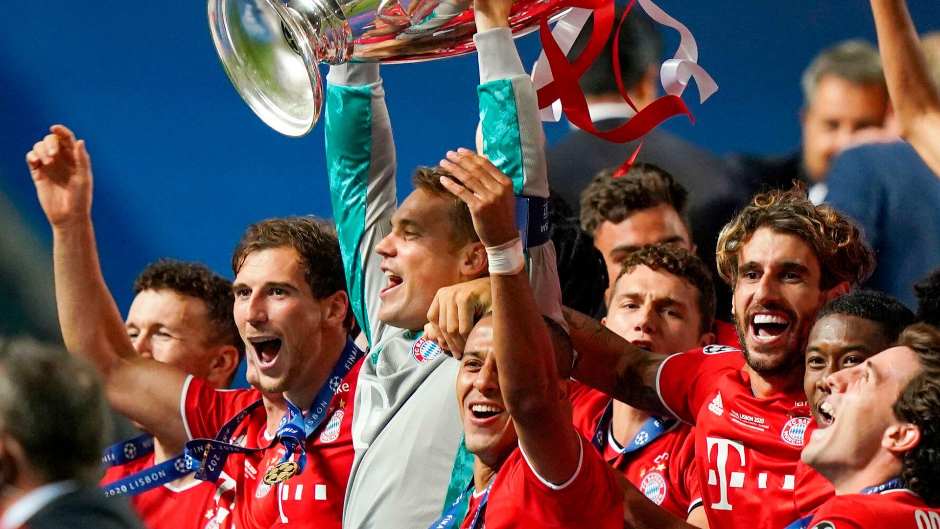 Champions League, Europa League draws & schedule