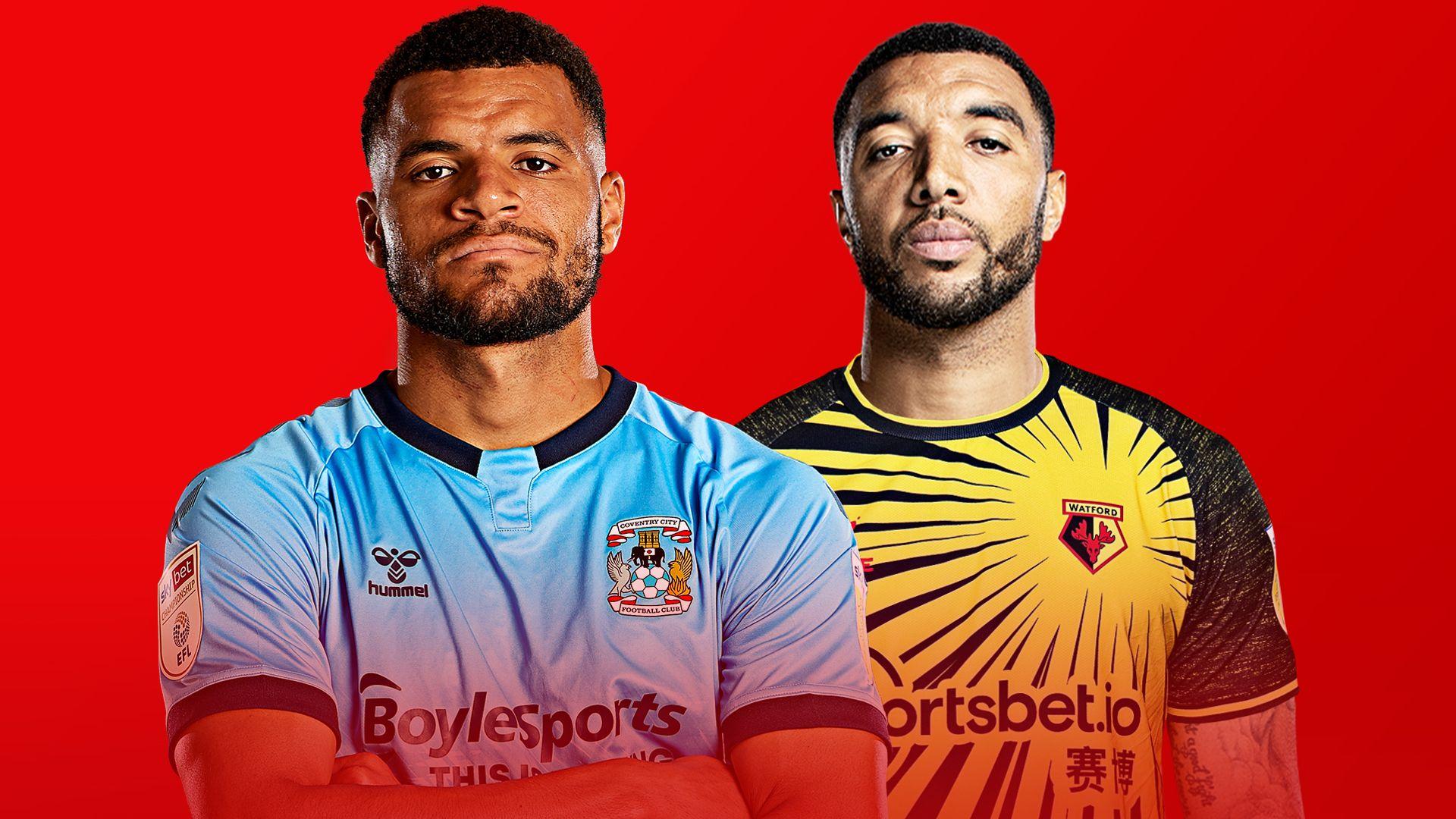 Live on Sky: Coventry vs Watford