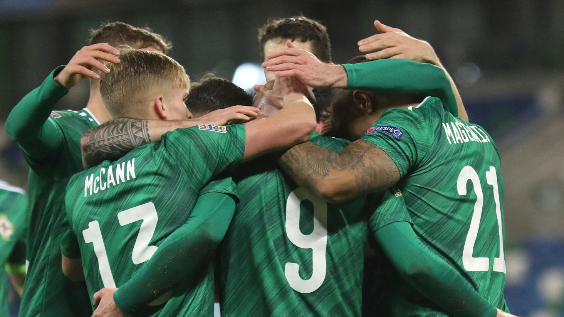 NI to face USA for first time in March friendly