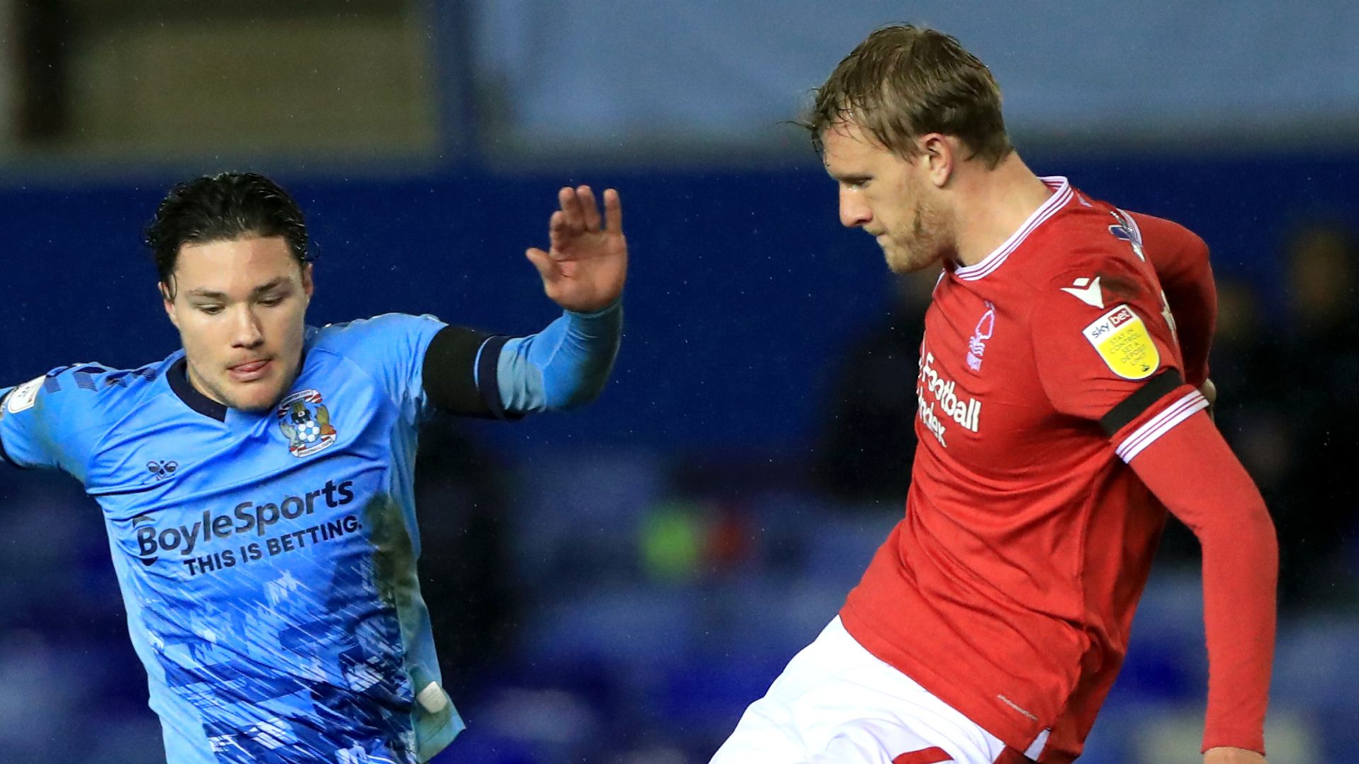 Nottingham Forest win to ease relegation fears