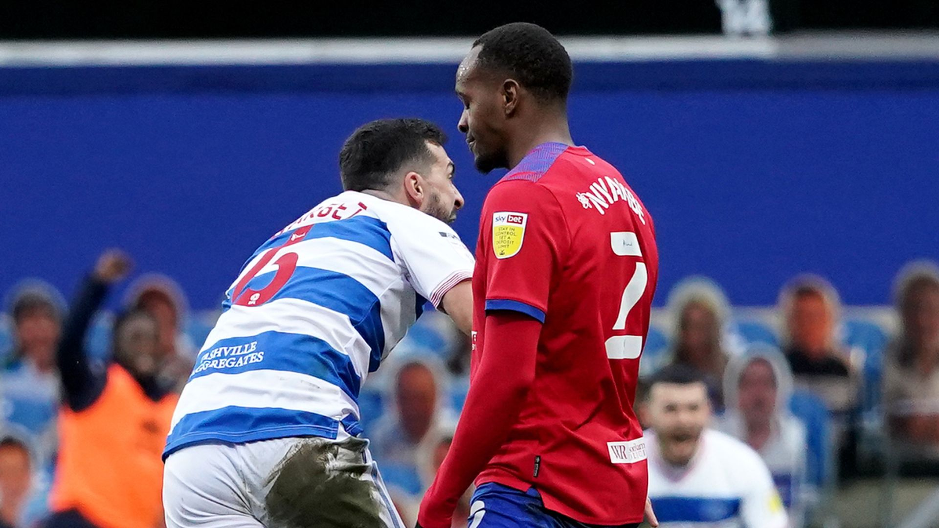 Barbet steers QPR past Blackburn