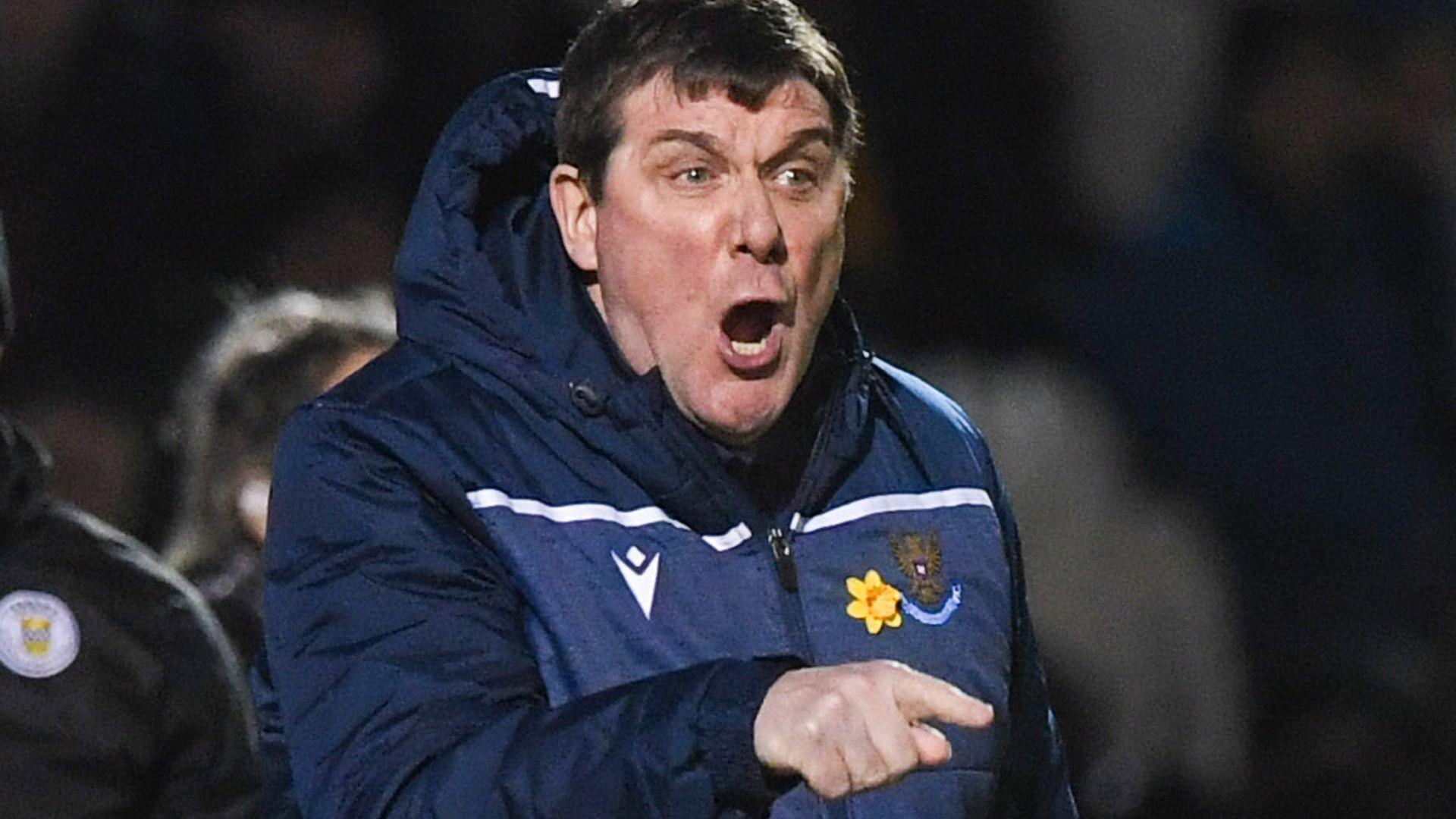 Wright emerges as favourite for Kilmarnock job