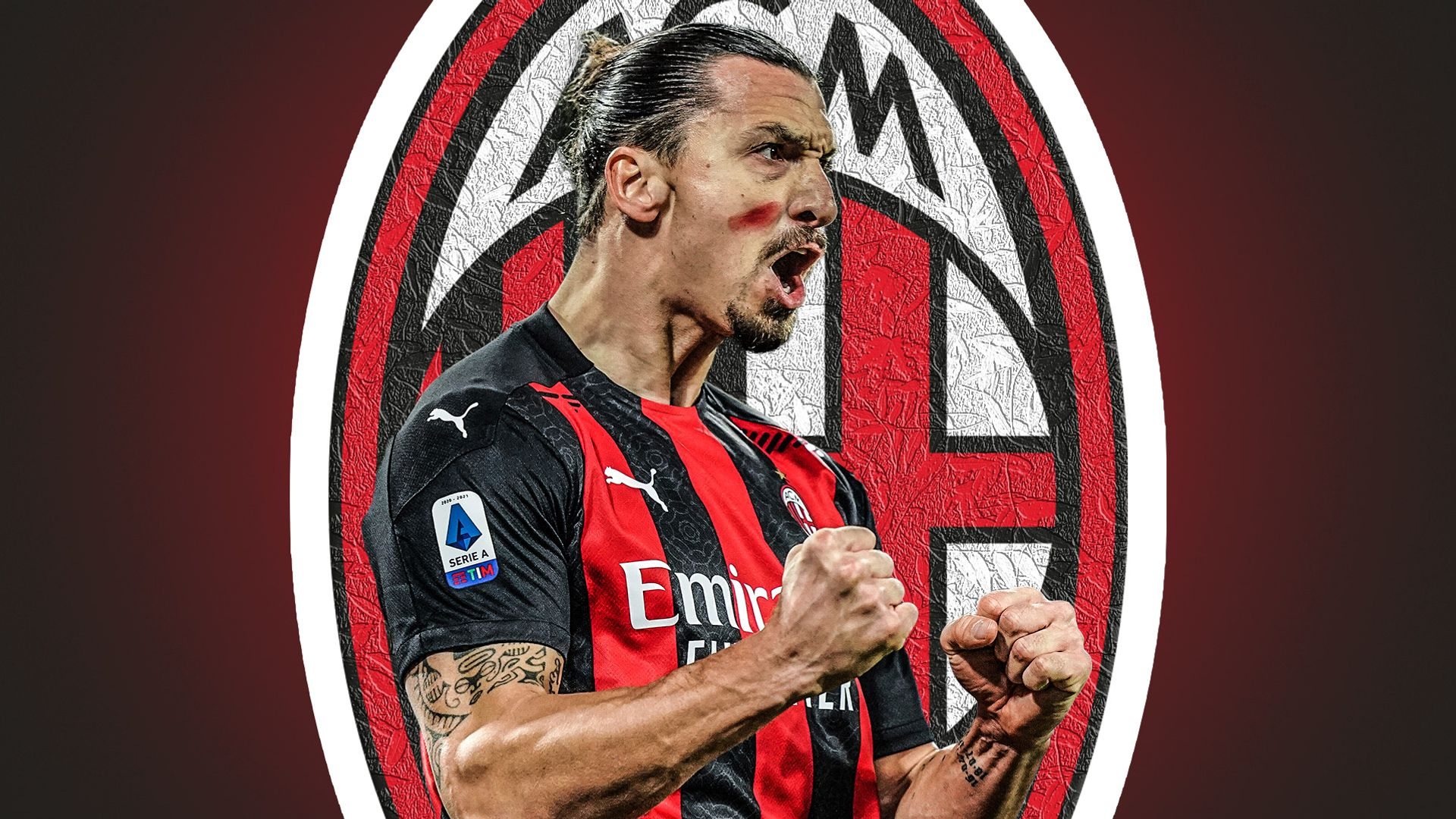 Zlatan's amazing numbers - AC Milan for the title?