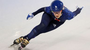 Elise Christie has been open in the past about her struggles with mental health having received both abuse and death threats on social media