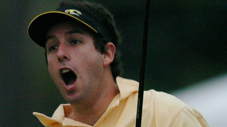 Adam Sandler played Happy Gilmore in the 1996 classic film