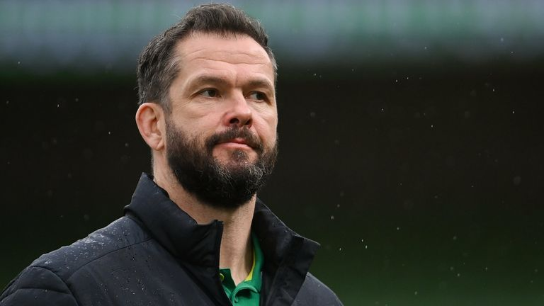 Farrell's side have suffered defeat to Wales and France in their opening Six Nations games