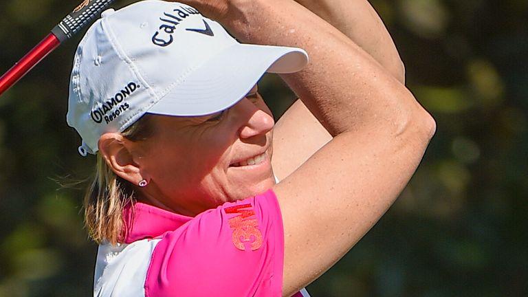 Sorenstam is a 72-time winner on the LPGA Tour
