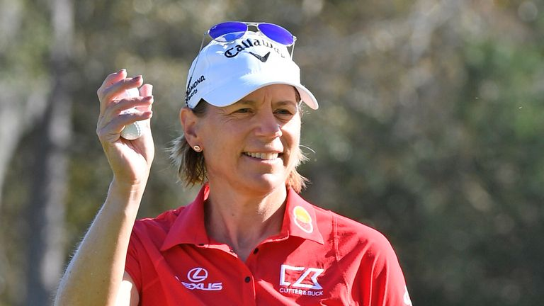 Sorenstam will play in Sweden for the first time since 2008