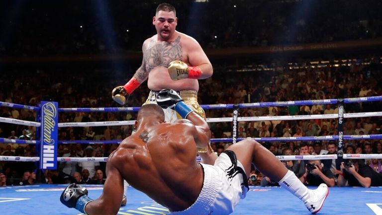 Andy Ruiz Jr confirms he is set to face Chris Arreola on his return |  Boxing News