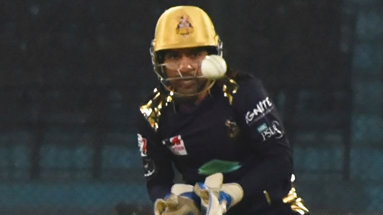 Sarfaraz Ahmed is determined to put the Gladiators back on a title charge