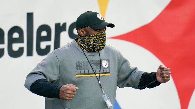 Pittsburgh Steelers head coach Mike Tomlin has been diagnosed with coronavirus